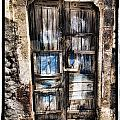 Old Door by Mauro Celotti