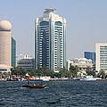 Old Dubai by Munir Alawi