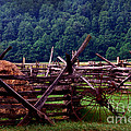 Old Farm Hay Rake by Paul W Faust -  Impressions of Light