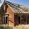 Old Farm Homestead - Woodland - Utah by Gary Whitton