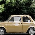 Old Fiat by Mats Silvan