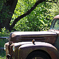 Old Ford by Steve McKinzie