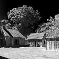 Old Fort by Ken Frischkorn