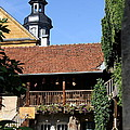 Old Franconian House by Christiane Schulze Art And Photography