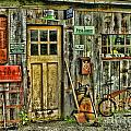 Old General Store Hdr by Randy Harris