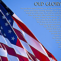 Old Glory by Carolyn Marshall