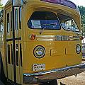Old Gm Bus by Randy Harris