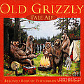 Old Grizzly Pale Ale by Stella Violano