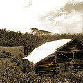 Old Hay Barn by Christine Stonebridge