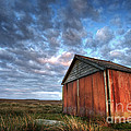 Old Hay Barn by Martin Williams