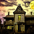 Old House At St Michael's by Bill Cannon