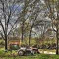Old Iron Work Horses by Rick Ward