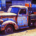 Old Junk Truck by Garry Gay