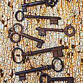 Old Keys by Garry Gay
