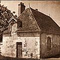 Old Kitchen House by Debra and Dave Vanderlaan