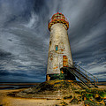Old Lighthouse by Adrian Evans