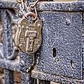 Old Lock by Heather Applegate