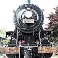 Old Locomotive by Valentino Visentini