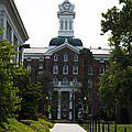 Old Main - Kutztown College by Bill Cannon