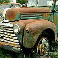 Old Mercury Truck by Randy Harris