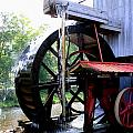 An Old Mill by April Patterson