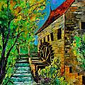Old Mill by Pol Ledent