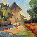 Old Mill Provence by Diane McClary