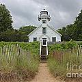 Old Mission Point Lighthouse by Jack Schultz