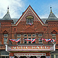 Old Music Hall Tarrytown New York by Dave Mills