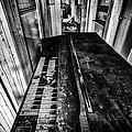 Old Piano Organ by John Farnan