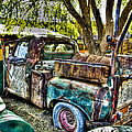 Old Pickup by Jon Berghoff