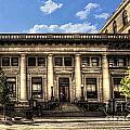 Old Post Office Morgantown Wv by Dan Friend