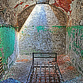 Old Prison Cell by Dave Mills