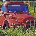 Old Red Truck by Randy Harris