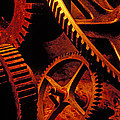 Old Rusty Gears by Garry Gay
