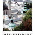Old Salzburg Poster by Mike Nellums