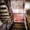 Old Stairwell by Jill Battaglia