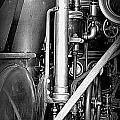 Old Steam by Kevin Fortier