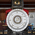 Old Steam Locomotive Engine 5 . The Little Buttercup . 7d12920 by Wingsdomain Art and Photography