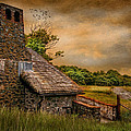 Old Stone Countryside by Robin-Lee Vieira