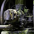 Old Time Equipment by Ken Frischkorn