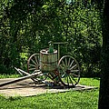 Old Time Pump Wagon by Tim McCullough