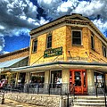 Old Town Bryan Drug Store by David Morefield
