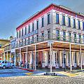 Old Towne Sacramento by Barry Jones