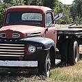 Old Truck by Digital Oil
