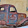 Old Truck by Johanna Bruwer