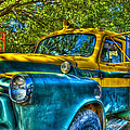 Old Truck by Jon Berghoff