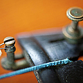 Old Violin by Rudy Malmquist