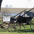 Old Wagon by Amy Hosp