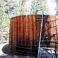 Old Water Tank by Kirk Williams